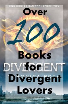 Huge list of books to read after Divergent. Lots of good ones and ones I haven't read yet!