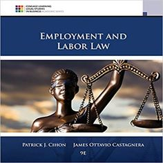 Pdf elementary statistics picturing the world 6th edition employment and labor law 9th edition by patrick jhon james ottavio castagnera solution fandeluxe Choice Image