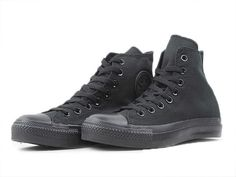 Converse All Star HI Black Black  $45.19
