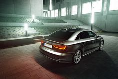 Audi Limousine by Felix Meyer, via Behance Audi A3 Sedan, Pretty Cars, Limo, Transportation, Road Trip, Jelly, Blessed, Behance, Graphic Design