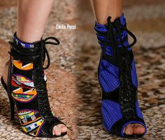 Emilio Pucci Shoes & Heels + Where to Buy Online - ShoeRazzi
