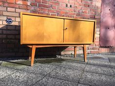 Retro Kommode Vintage Sideboard 50er 60er Schrank Mid Century Preis: 195 €