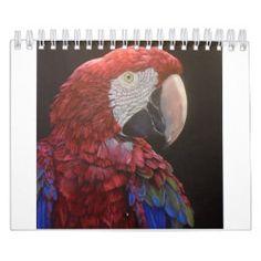 Parrot Passion Calendar for you