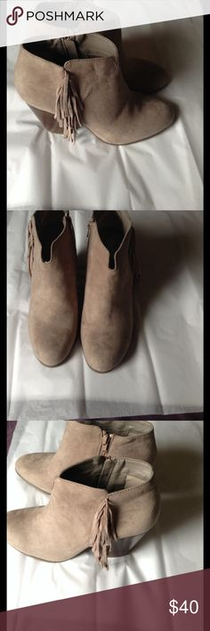 Carlos shoes.  Like New Carlos By Carlos Santana  shoes. Carlos Santana Shoes Ankle Boots & Booties