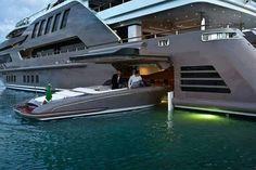 Yacht ♕ Una Vida de Lujo ♕