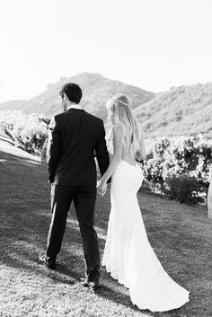 Jordan Marie Brennan- Saddle Rock Ranch Wedding- Malibu, CA
