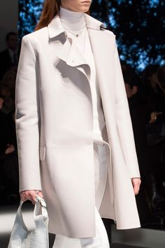 Salvatore Ferragamo at Milan Fashion Week Fall 2013 - StyleBistro