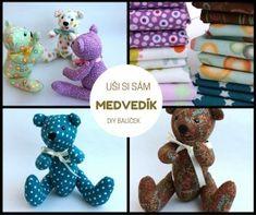 Ako ušiť Medvedíka, Bábiky a hračky | Artmama.sk