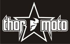 Thor Moto | Die Cut Vinyl Sticker Decal | Sticky Addiction