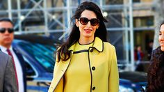 Amal Clooney Shows Off Amazing Post-Baby Body In Yellow Mini 1 Month After Twins' Birth https://tmbw.news/amal-clooney-shows-off-amazing-post-baby-body-in-yellow-mini-1-month-after-twins-birth  Amal Clooney's already rocking a killer post-birth bod! Flaunting her impressive pregnancy weight loss while vacationing with George, the new mom couldn't have looked more sunning & fit. See her new look here!WHAT is her secret? Amal Clooney, 39, seems to be shedding pregnancy pounds like it's no big…
