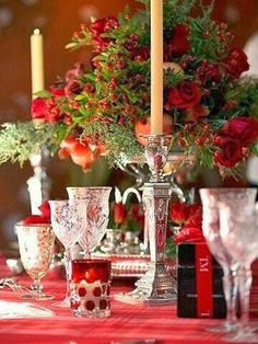 Do you have separate dishes for Christmas? www.digiwriting.com