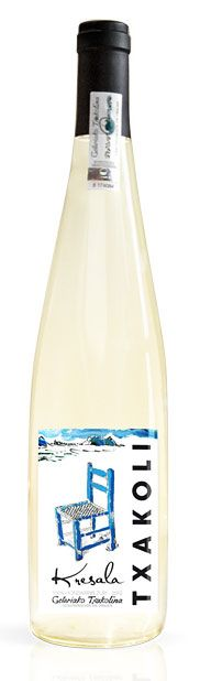 Kresala 2012. Looks like beach #wine #packaging to me : ) PD