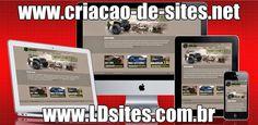 LD SITES: LD Sites - Soluções em desenvolvimento de WebSites... Sites, Design, Overhead Press
