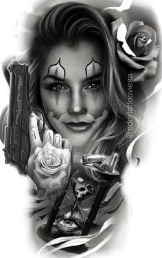Tattoo Sketches, Chicano, Tattoo Designs, Princess Zelda, Tattoos, Face, Character, Black White, Tatuajes