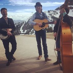 """""""More photos from the mountain top. Pork belly blt....ermagawd. The fab band PTO and @jacksonhole ski lodge. Food has been so delish and the view spectacular! #jacksonhole #tetonvillage #wyoming #events"""" by @aprilonthefly. #이벤트 #show #parties #entertainment #catering #travelling #traveler #tourism #travelingram #igtravel #europe #traveller #travelblog #tourist #travelblogger #traveltheworld #roadtrip #instatraveling #instapassport #instago #여행 #outdoors #ocean #mytravelgram #traveladdict…"""