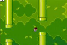Man Turns 'Super Mario World' into 'Flappy Bird'