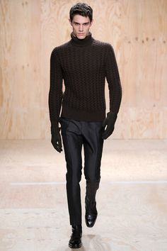 Berluti | Fall 2014 Menswear Collection | Style.com