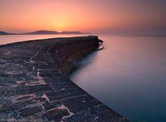 The Cobb - Lyme Regis, Dorset