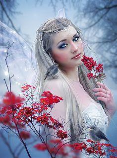 Prelude to December by MonochromaticART.deviantart.com on @DeviantArt