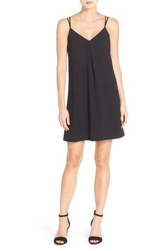 Main Image - Felicity & Coco Woven Minidress (Nordstrom Exclusive)