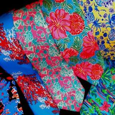 got to have a couple lilly ties