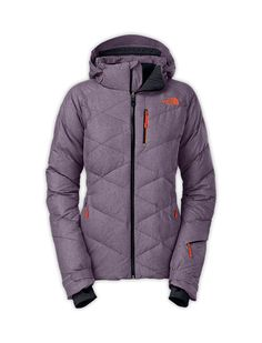 The North Face Women's Jackets & Vests WOMEN'S MANZA DOWN JACKET