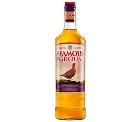 The Famous Grouse Scotch Whisky 1 Litre The blend is crafted from the finest malt whiskies, such as Macallan and Highland Park, married with exceptional grain whiskies for the smoothest possible taste. (Barcode EAN=5010314101015) http://www.MightGet.com/january-2017-13/the-famous-grouse-scotch-whisky-1-litre.asp