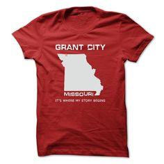Grant City-MO11 T Shirt, Hoodie, Sweatshirt