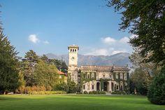|Wedding Venues on Lake Como - Villa Erba||