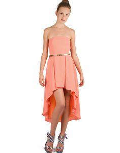 Toi THE e-FASHION STORE - Ασύμμετρο φόρεμα