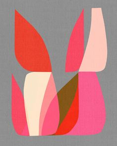 Blossom I - © 2014 inaluxe - for Easy Art UK