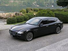 2008 Maserati Bellagio touring fastback