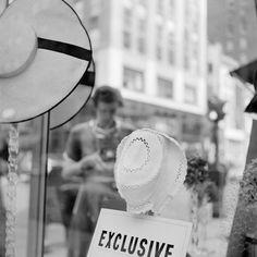 Vivian Maier - New York, 1954