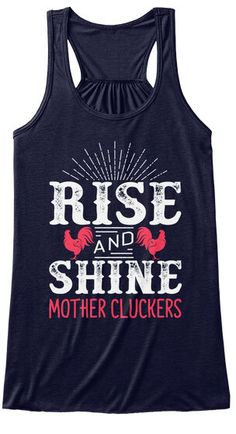 Boys Girls Rise and Shine Mother Cluckers Teen Youth Fleece Gray XL