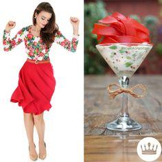 Fashion Food: Saia godê x Macarrão Vermelho - Blog do Bom Gosto