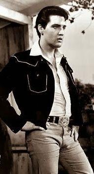 """Elvis  - """"Tickle Me"""""""