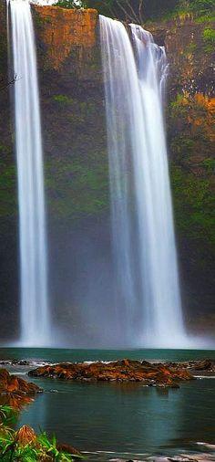 ✯ Wailua Falls, Hawaii   ..rh
