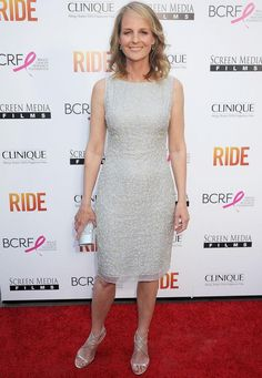 Red Carpet Diary: See How Helen Hunt Got Ready for the Premiere of Her Latest Movie, <em>Ride</em>