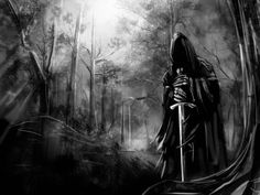 #Forest#black