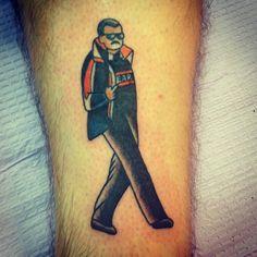 Ditka Tattoo