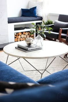 Gorgeous Modern Living Room Reveal