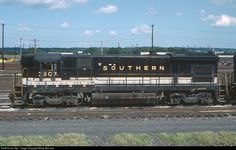 RailPictures.Net Photo: SOU 3507 Southern Railway GE B30-7A at Alexandria, Virginia by Marty Bernard