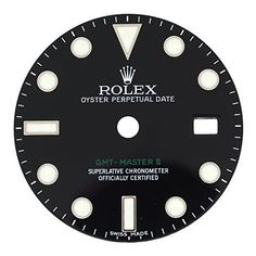 Rolex GMT Master II 116710 27mm Black Men's Dial for 40mm Watch *** Learn more by visiting the image link.