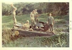 USGI's stand on top of there M113