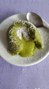 Tortino al pistacchio con cuore morbido Bimby   http://www.bimbymania.com/2016/10/tortino-al-pistacchio-cuore-morbido-bimby/