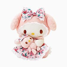 HELLO KITTY meets LAURA ASHLEY / MY MELODY meets LAURA ASHLEY | Goods | Sanrio