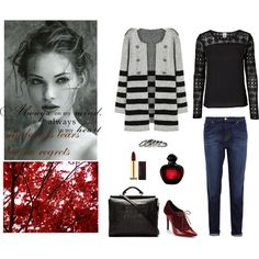 """""""my love is tears but no regrets"""" by annietheou on Polyvore"""