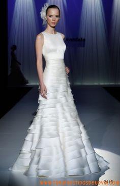 2415 Vestido de Novia Patricia Avendao