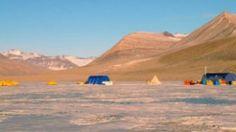 Lago na Antártida pode guardar 'segredo' de vida alienígena