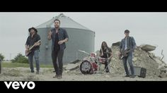 Eli Young Band - Never Land - YouTube